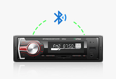 Built in Bluetooth 2