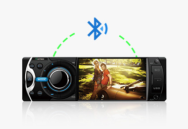 Built in Bluetooth 4