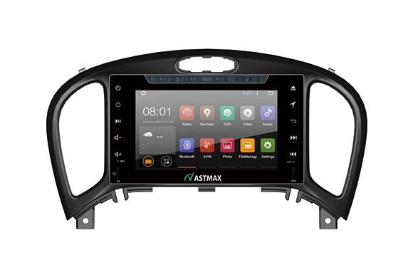 Nissan Android Car Stereo – Vastmax